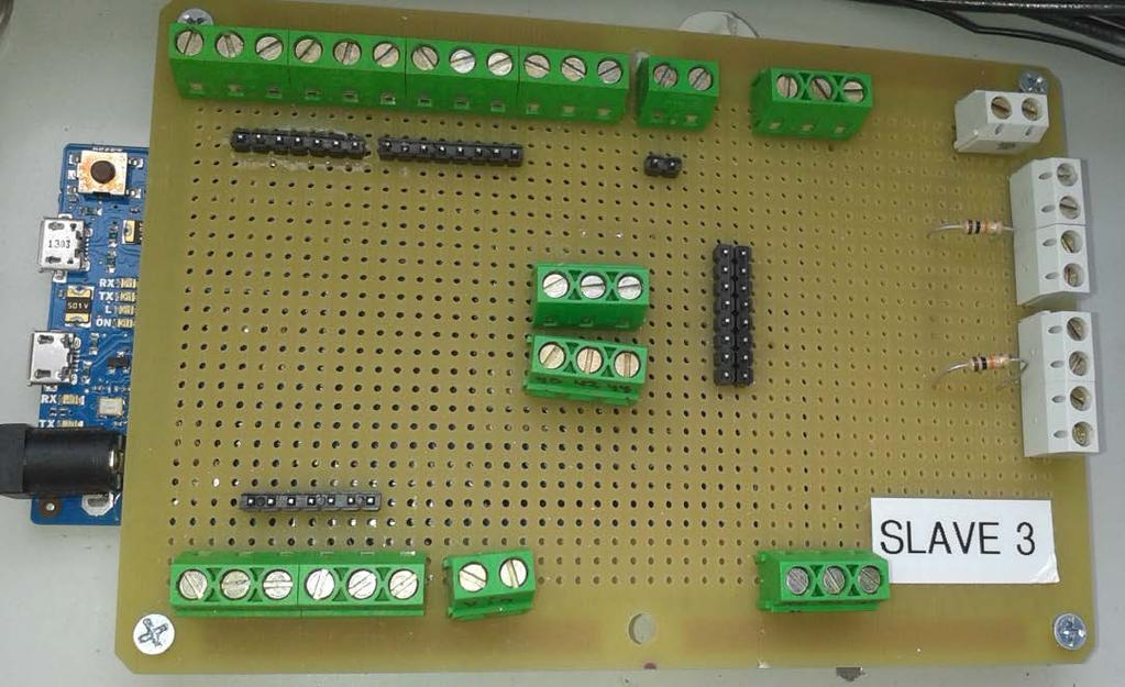 AN ARDUINO BASED CONTROL SYSTEM FOR A BRACKISH WATER