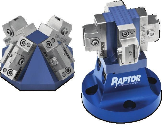 Raptor RWP-KIT-306SQ CL-306Sq Replacement Clamp Kit Cut Cutting Angle Solid Carbide Coating Flute