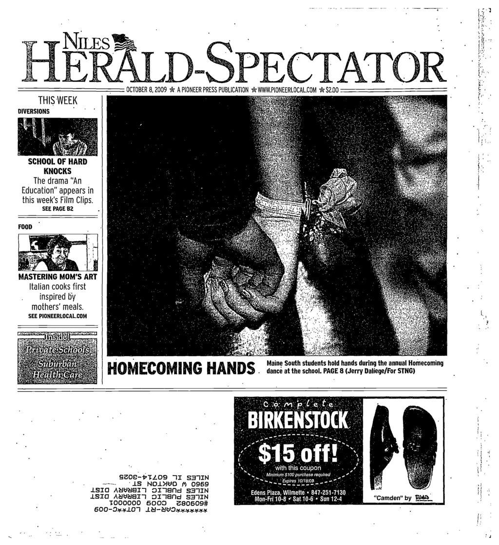 Niles homecoming hands soc 1tl09 li s31in ls n0l0 pi aj81 transcription fandeluxe Image collections