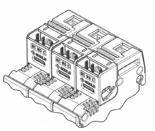 Ultrasafe Us14 Modular Fuse Holders
