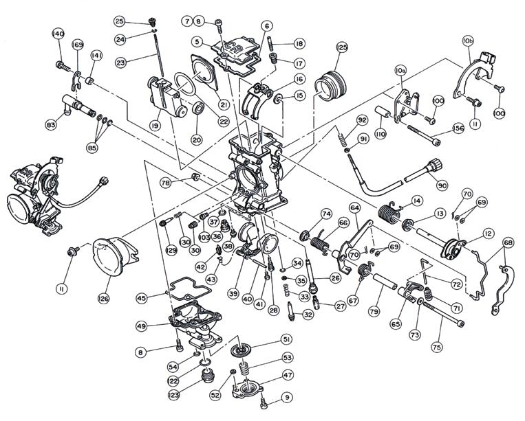 Gasket Top Cover 2833mm 10318052000 021005 35: Kawasaki Wind 125 Wiring Diagram At Hrqsolutions.co
