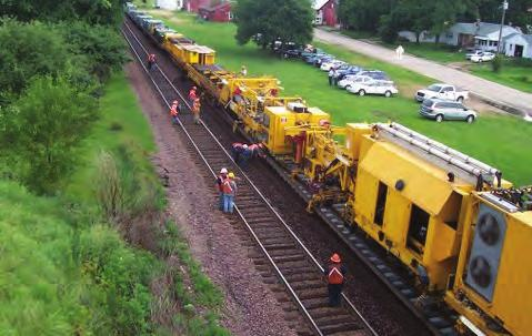 BMWED and Union Pacific Sign TRT909 Agreement - PDF