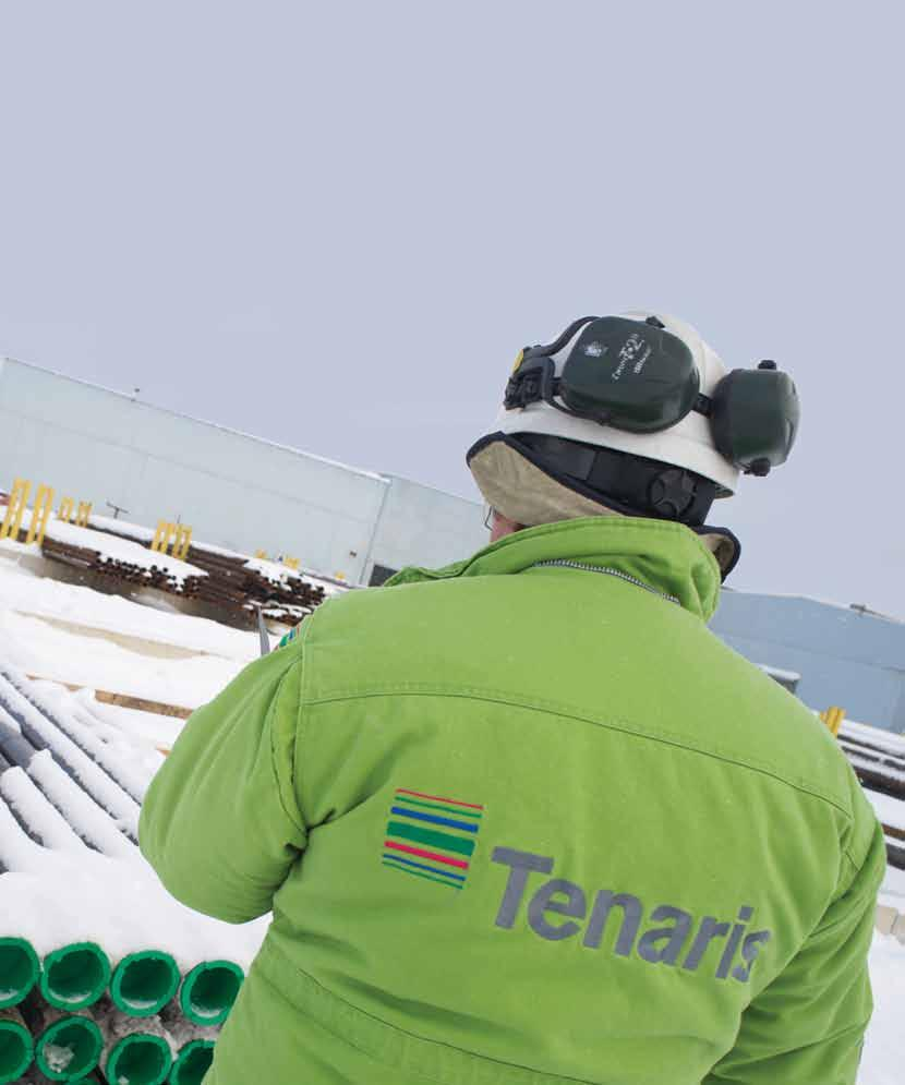 Tenaris Global Services (TGS) Three decades serving as the