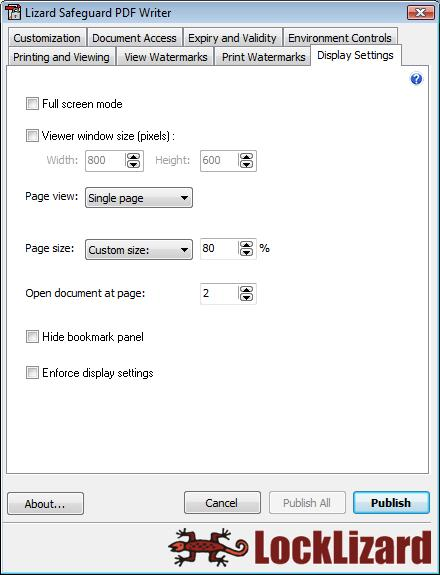 Lizard Safeguard Secure Pdf Viewer