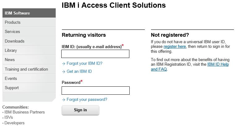 IBM i Mobile Access & Access Client Solutions  HTTP vs  Java