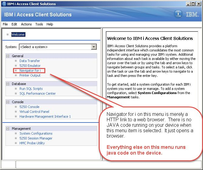 Ibm I Access Client Solutions 5250