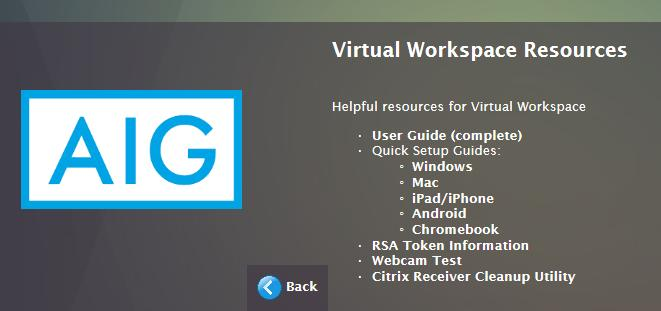 Work From Anywhere Gen2 RSA SecurID Quick Setup Guide - PDF