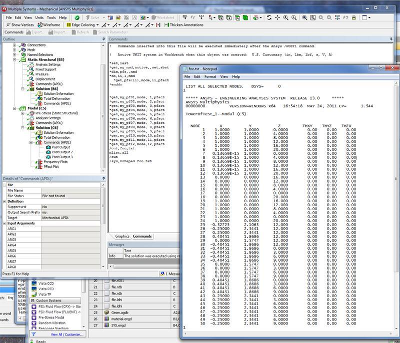 Using APDL Snippets in ANSYS Mechanical - PDF