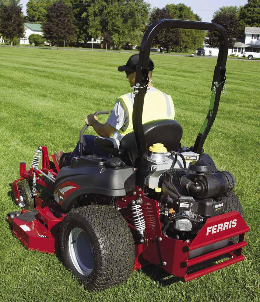 2017 Commercial Mowers Pdf Ferris Mower Seat Switch Wiring Diagram A First Of Its Kind Solution For The Turf Market