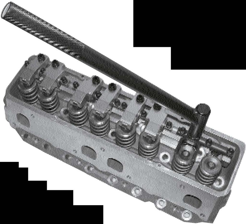 T&D leads the way with the finest, most advanced rocker arm