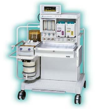 The Anesthesia Delivery System