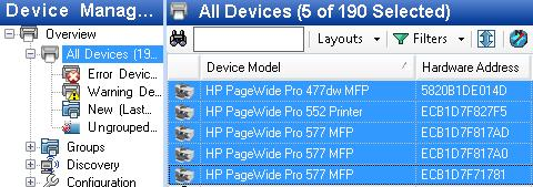 HP Printing Security Best Practices for HP PageWide Pro
