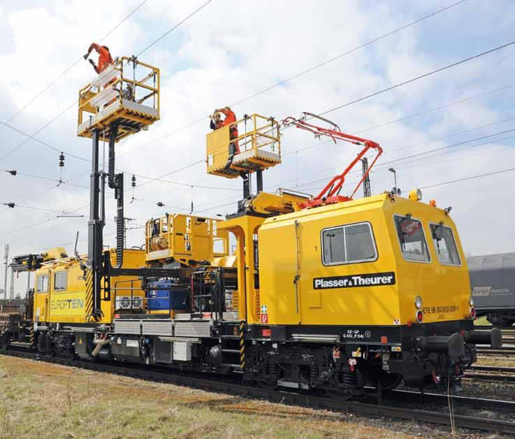 today SPOTLIGHT on iaf 60 years Plasser & Theurer: quality