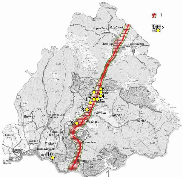 Geographical Introductary Characterization Of The Upper Tisa River
