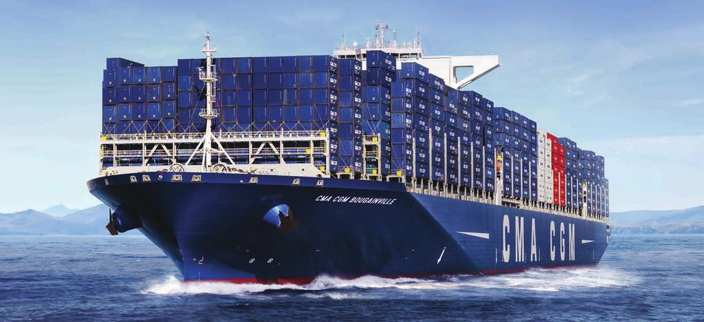 CMA CGM A LEADING SHIPPING GROUP IN INDIA - PDF