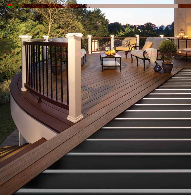 Step 2 Substructure Trex Elevations The Only Deck Frame That Can Stand Up Think About