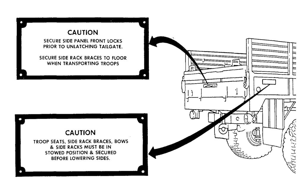 wiring diagram am general m929