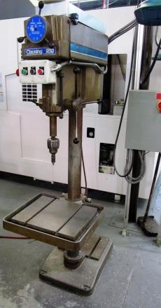 PLANT CLOSED - ASSETS NO LONGER NEEDED BY  DAEWOO PUMA 2500LSY CNC
