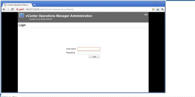 Vcenter operations manager for view installation guide.