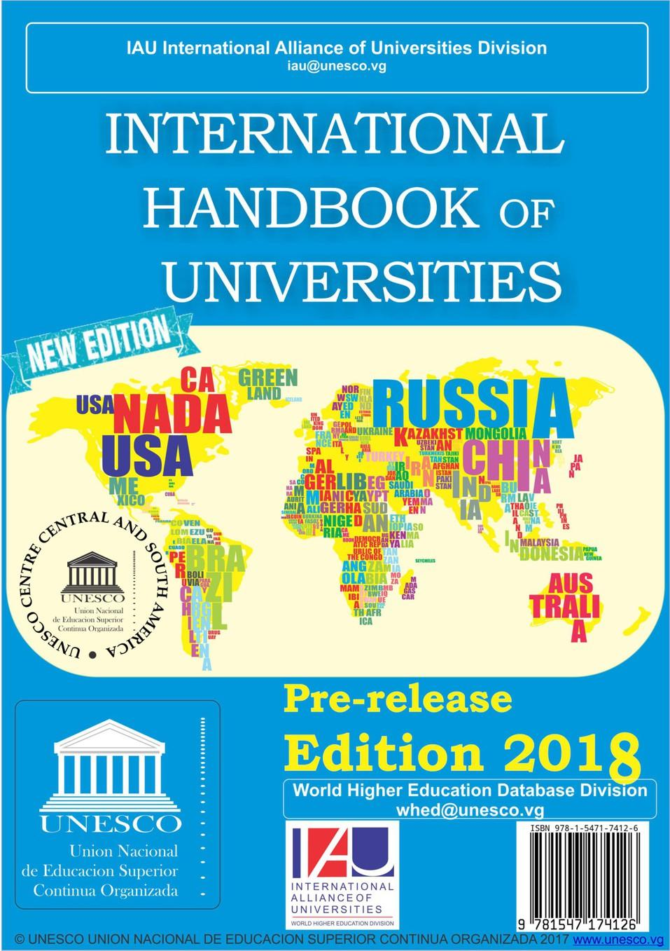 World Higher Education Database - PDF 686c466fd04b