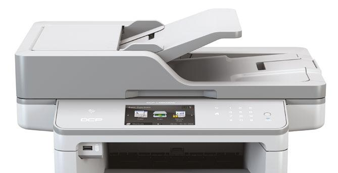 Brother DCP-8085DN Printer ISIS Driver for Windows