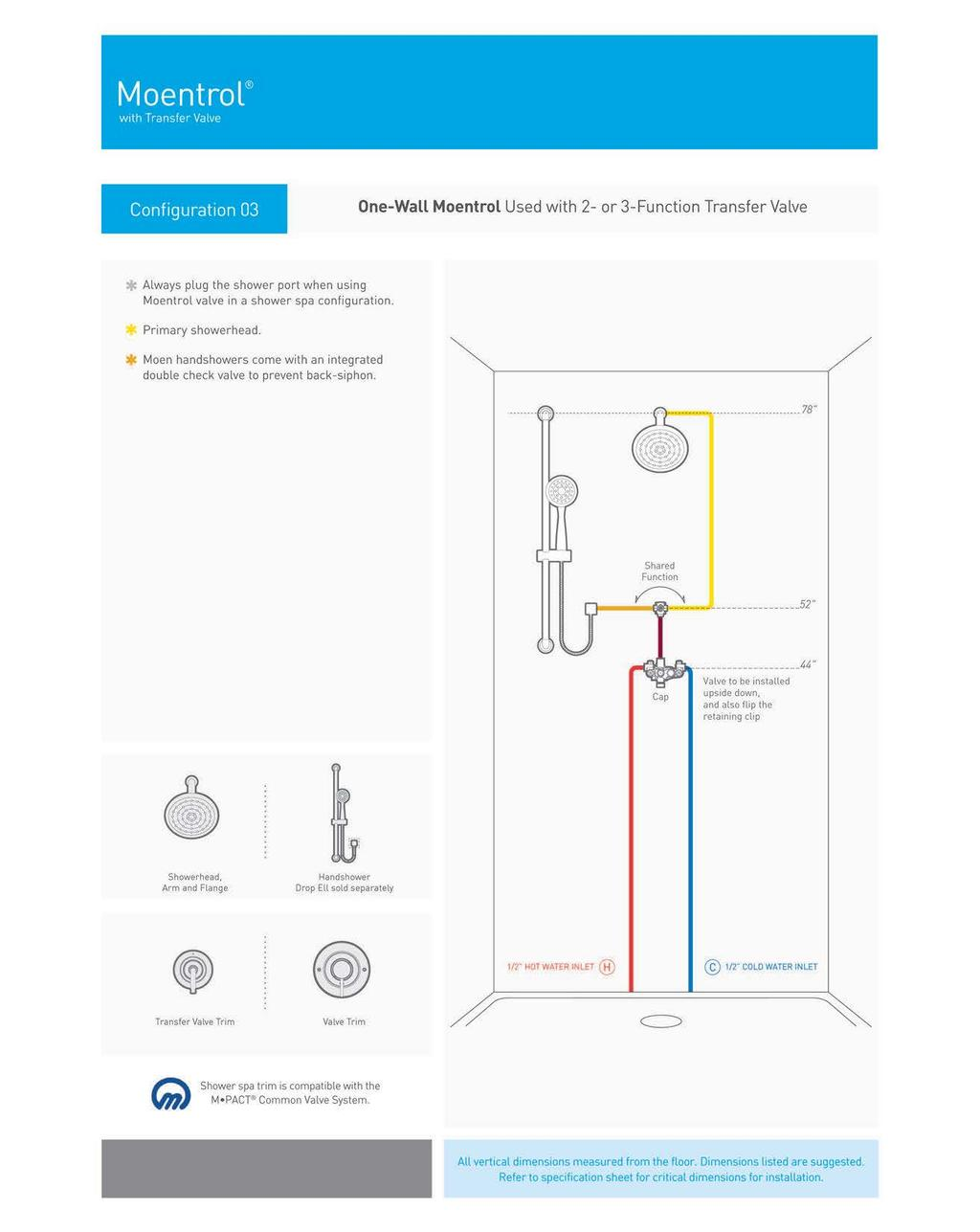 Moen Piping Diagram Wiring Library T987bn Parts List And Ereplacementpartscom Install With Confidence Questions Pdf Kitchen Faucets