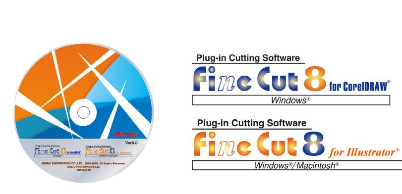 PRODUCT GUIDE FINECUT8 : PLUG-IN CUTTING SOFTWARE - PDF