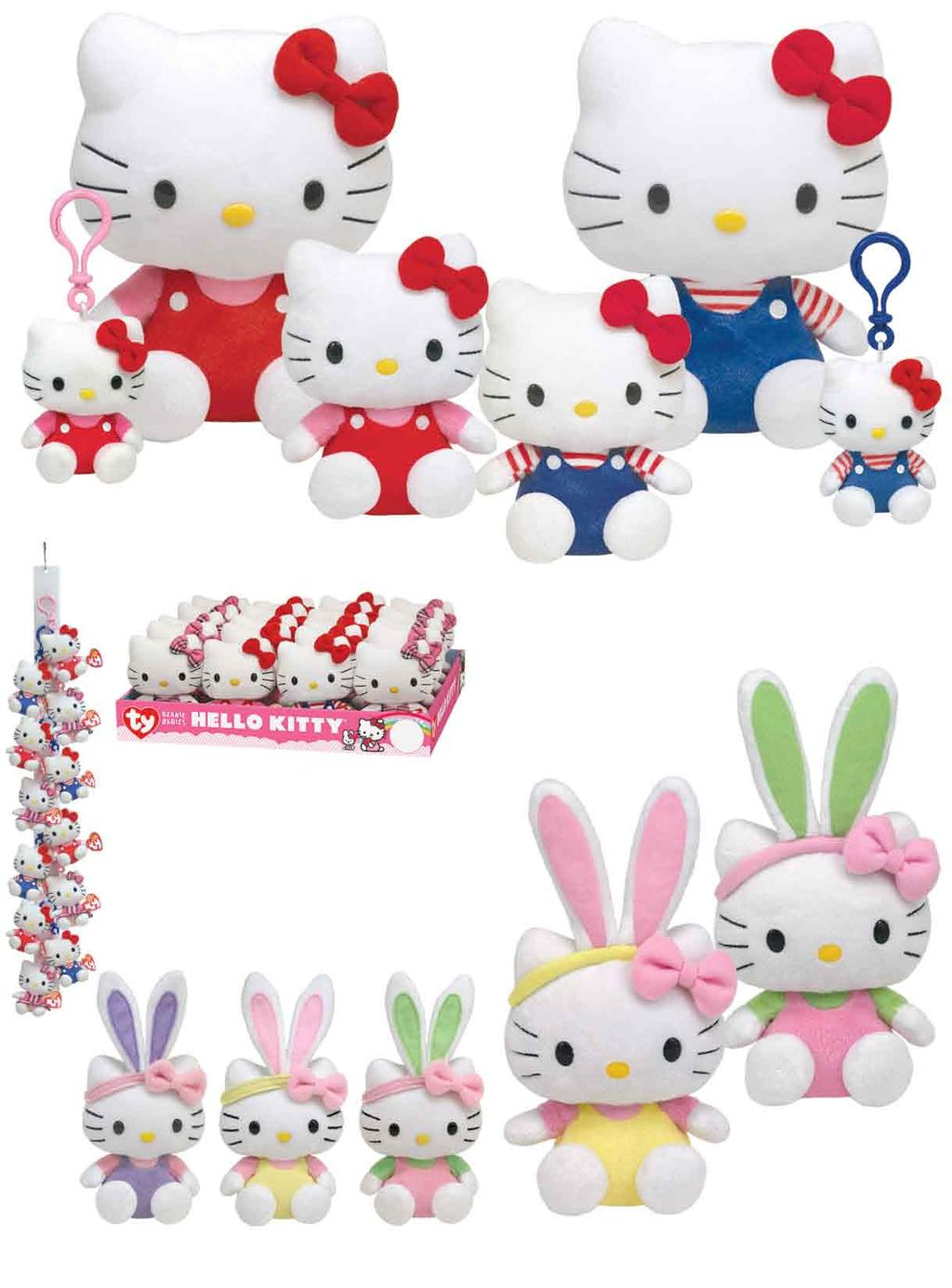Hello Kitty CLIP 40818 LARGE 90108 BEANIE BABY 40817 BEANIE BABY 40815  LARGE 90109 CLIP 40816 40558ce7d419