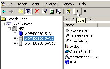 SAP Trial Version for special use Adding Dialog Instance to SAP