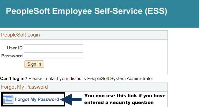 PeopleSoft Employee Self-Service (ESS): Viewing Your Paycheck - PDF