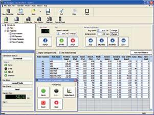 TS-Manager pplicable controllers TS-S TS-X TS-P Besides basic functions, such as point data edit and backup, support software TS-Manager incorporates various convenient functions for analysis and