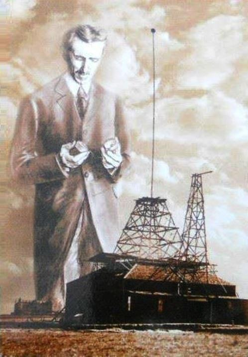 Nikola Tesla - Prometheus of the New age»years ago I was in the position to transmit wireless power to any distance without limit other than that imposed by the physical dimensions of the globe.