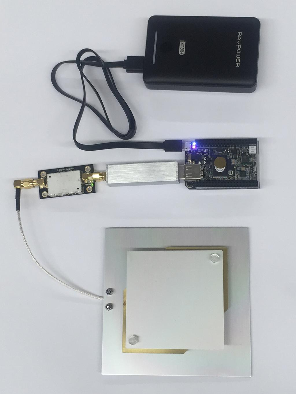 L-BAND RECEIVER THE DIY PORTABLE OUTERNET RECEIVER MANUAL