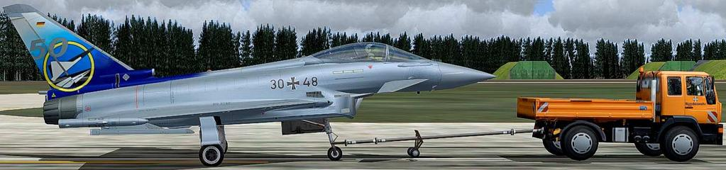 FLIGHT MANUAL for the package Eurofighter Typhoon