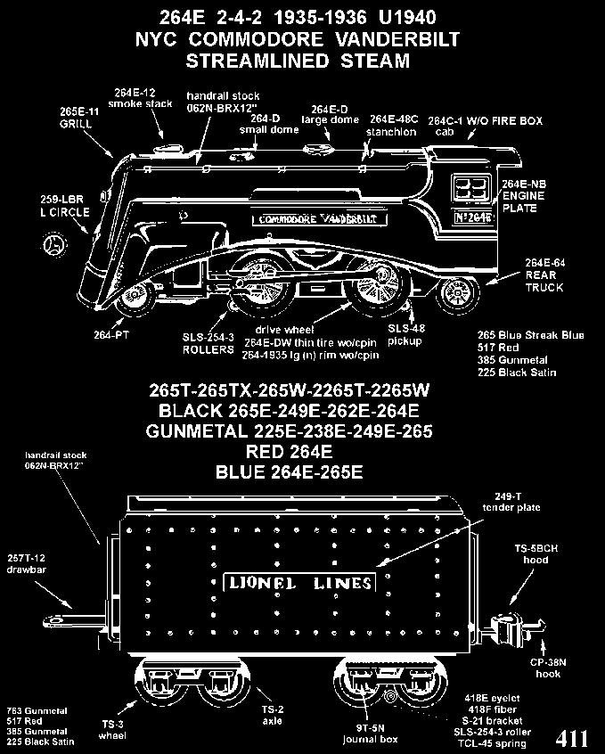 lionel 2343 parts diagram great installation of wiring diagram • olsen s toy train parts 1386 bonnieview ave lakewood ohio rh docplayer net lionel f3