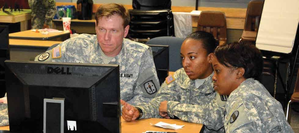 STRATEGIC THINKING NCO COURSE BUILDING LEADERS FOR THE BATTLEFIELD