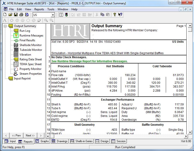 Rigorous Simulation Of Heat Exchanger Networks Pro Ii Htri Pdf Free Download
