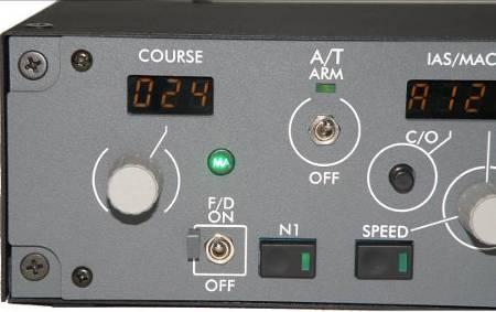 Date:22/02/13 Rev :1 0  Installation and Use Manual for B737 MCP V3