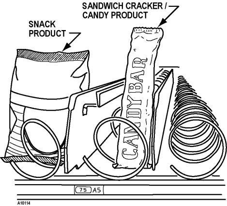 Mercato Snack Vendor Ws Series Service Manual