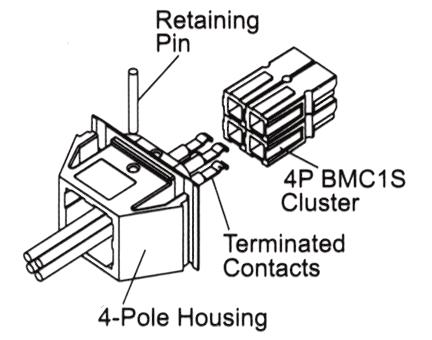 Wire Range Voltage Listed As Pressure Type Connectors For Joining