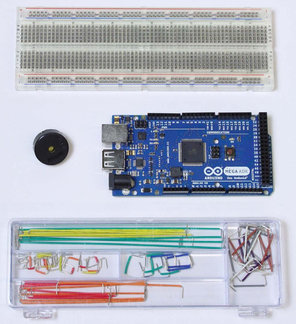 Professional Android Open Accessory Programming With Arduino Pdf Now That You Understand How To Talk An App 208 Chapter 8 Analog Gathering Components Build This Example Need Just A Few
