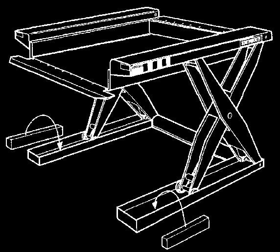 Owner s manual zls series floor height lift tables model serial southworth safety southworth is concerned about the safety of everyone who operates maintains repairs greentooth Choice Image