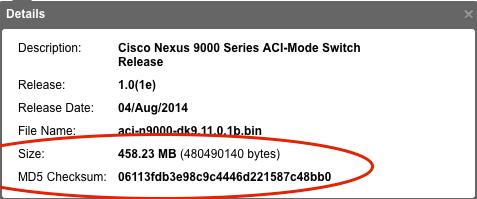 Nexus 9000 Series Switch Conversion Process! from NXOS Standalone