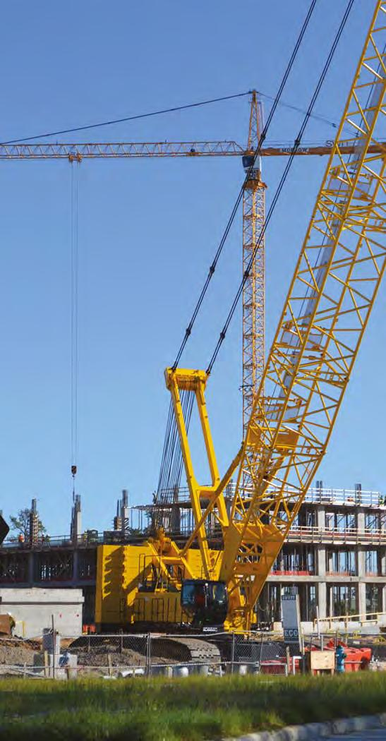 A LEADER IN CONSTRUCTION MACHINERY - PDF