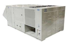 PACKAGED ROOFTOP UNITS, AIR-SOURCE HEAT PUMPS, WATER-SOURCE ... on