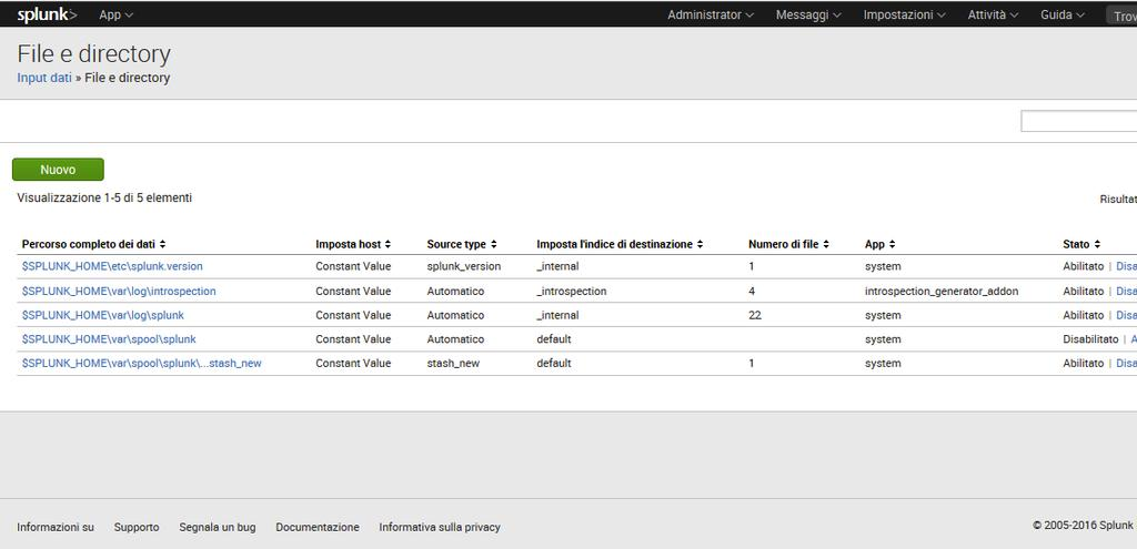Log monitoring and analysis with rsyslog and Splunk - PDF