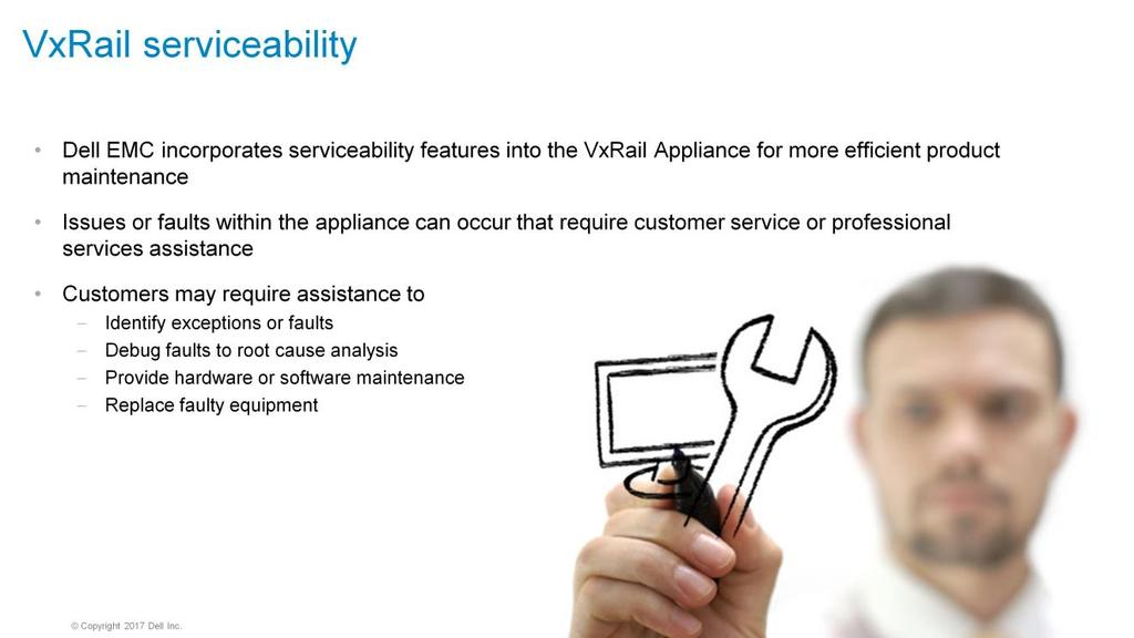 Welcome to VxRail Appliance Component Replacement, Expansion and
