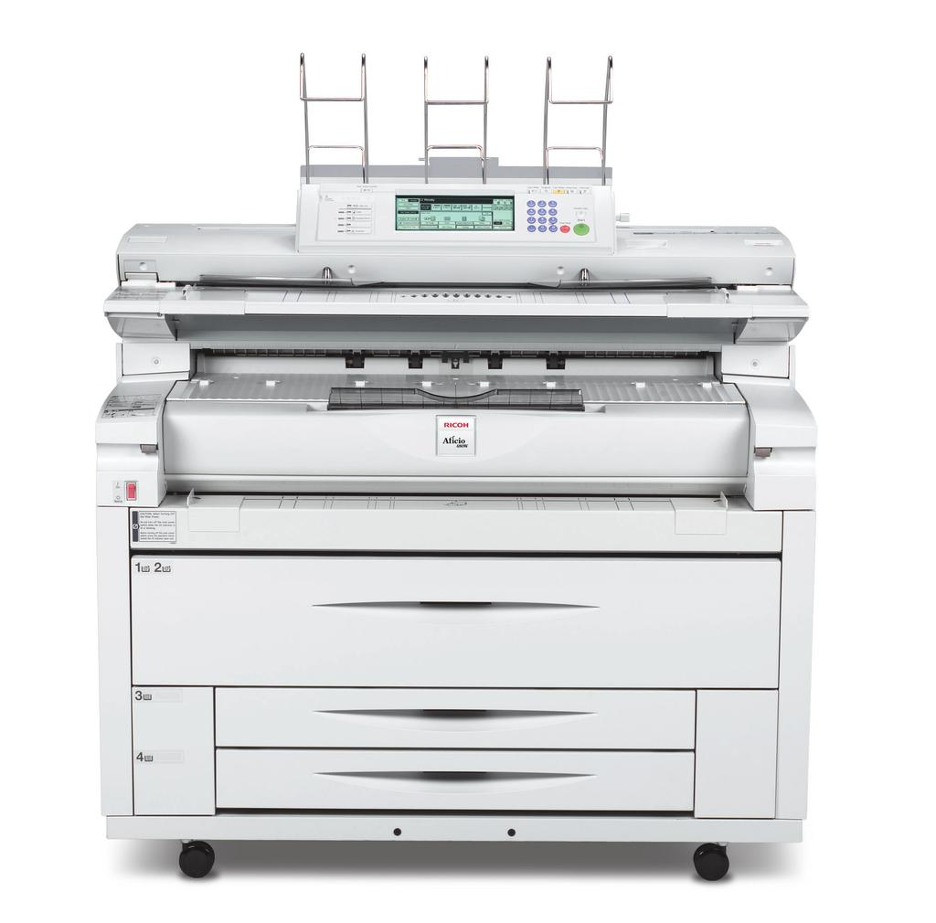 Ricoh Aficio MP 7000 Multifunction B & W PPD Treiber