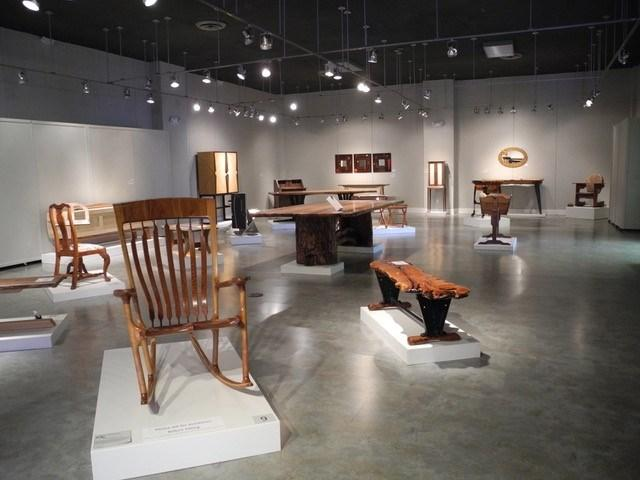 WOODCRAFT  presents the 17th Annual Texas Furniture Makers