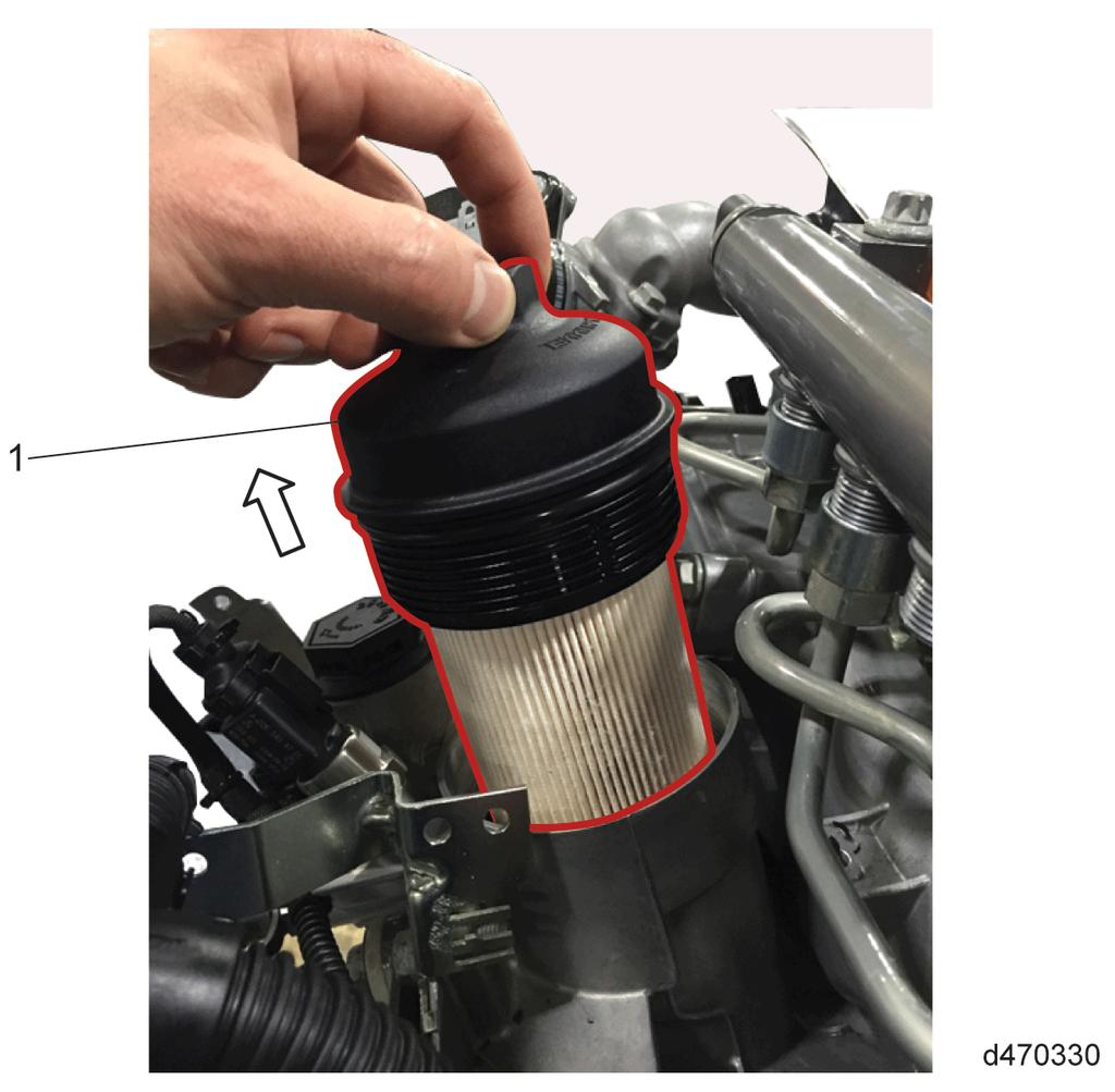 Ghg17 Dd Medium Duty Operators Manual Pdf Freightliner Fuel Filter Housing Caution Electrical Shock To Avoid Injury From